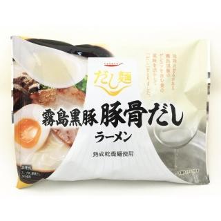 【Tabete】霧島黑豚豚骨拉麵(北海道風味拉麵)