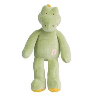 【美國miYim】有機棉安撫娃娃32cm(阿里鱷魚)
