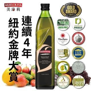 【西班牙美洛莉】碧卡答 特級冷壓初榨橄欖油(500mlX1罐)