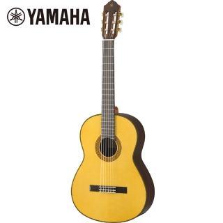 【YAMAHA 山葉】CG192S 古典吉他 頂級系列(附贈專屬琴袋)
