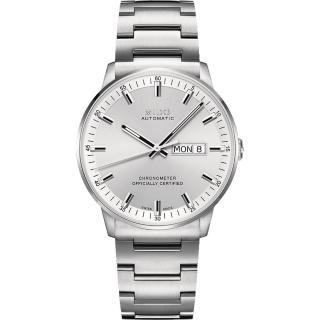 MIDO 美度 Commander 指揮官系列機械腕錶 M0214311103100