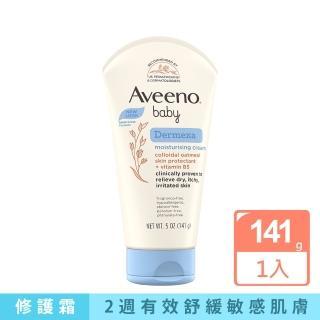 【Aveeno 艾惟諾】嬰兒燕麥益敏修護霜(141g_嬰兒乳液)
