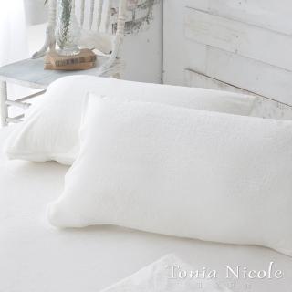 【Tonia Nicole東妮寢飾】防水透氣枕頭平面保潔墊(2入)