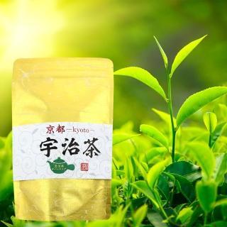 【日本藤二】嚴選宇治煎茶茶包80g