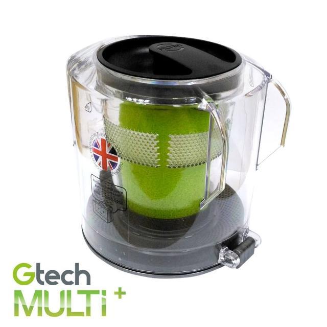 【英國 Gtech 小綠】Multi Plus 原廠專用過濾器集塵盒(含濾心)