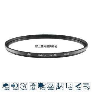 【STC】雙面長效防潑水膜 鋁框 抗UV 保護鏡(86mm)