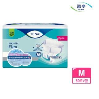 添寧全透氣環帶式尿褲M/30(片)