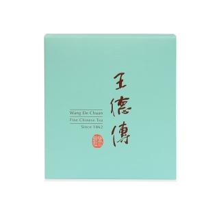【王德傳】桂花普洱三角立體茶包10入