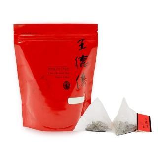 【王德傳】黑製普洱三角立體茶包30入/