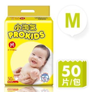 小淘氣透氣乾爽嬰幼兒紙尿褲M50片