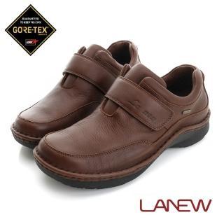 【La new】超霸3系列 GORE-TEX氣墊休閒鞋(男28230163)