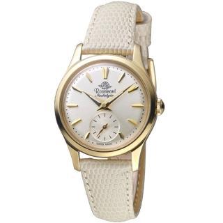 【玫瑰錶 Rosemont】玫瑰米蘭系列時尚錶(TN009-01-CWH)