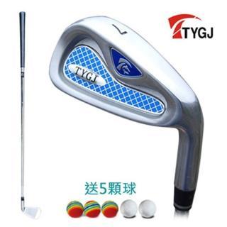 【LOTUS】TTYGJ 7號鐵桿 鋼桿身 高爾夫球杆 男款球桿 高爾夫球 送練習球