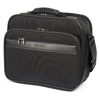 【YESON】雙層兩用後口袋寬底事務包(MG-86003)