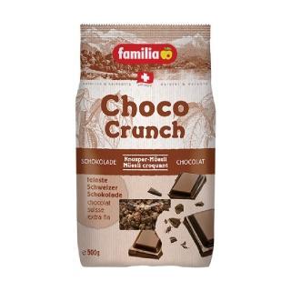 ~Familia~瑞士全家巧克力綜合穀物早餐 500g 來自瑞士的天然穀物