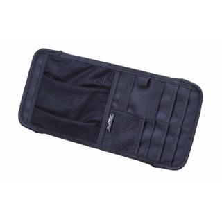 【SEIWA】遮陽板便利置物袋