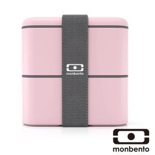 【MONBENTO】原創方型便當盒-荔枝色(MB-120003066)