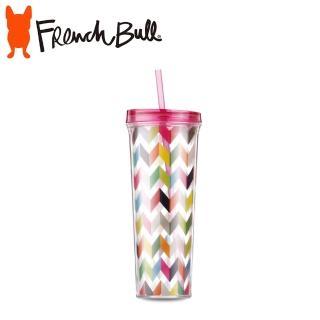 【FRENCH BULL】DrinkUP吸管隨行杯700ml-ZIGGY(隨行杯)