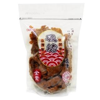 【巧益】碳烤豆乾(350g-全素)