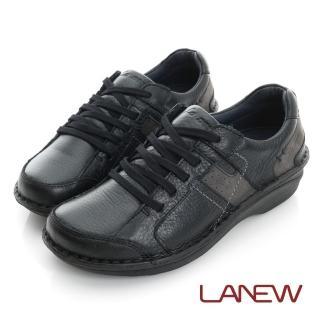【La new】飛彈系列 輕量手縫休閒鞋(女34230254)
