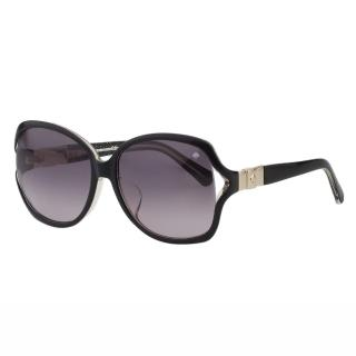 【Kate Spade】-蝴蝶結造型 太陽眼鏡(黑色)