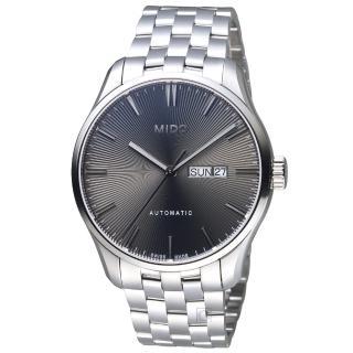 【MIDO美度錶】BELLUNA II系列系列時尚紳士腕錶(M0246301106100)