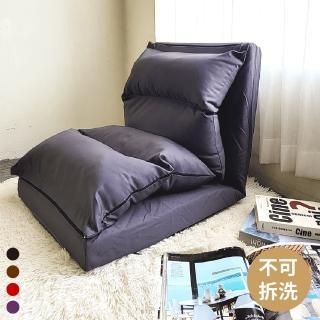 【BN-Home】Bonnie邦妮舒適小和室椅沙發床-枕頭不可拆-單售和室椅無桌子賣場(沙發床和室椅)/