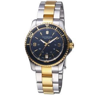 【VICTORINOX SWISS ARMY 瑞士維氏】Maverick GS系列潛水女腕錶(VISA-241612)