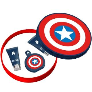 【MARVEL】CAPTAIN AMERICA 美國隊長 男性香水禮盒