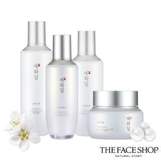 【THE FACE SHOP菲詩小舖】蕊花譚雪丹純白精華液45ml