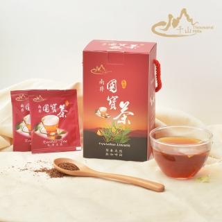 【千山茶品】南非國寶茶 30入- 袋茶包
