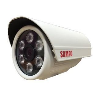 【SAMPO聲寶】SONY 1080P槍型高畫質 4mm鏡頭紅外線攝影機VK-XC3528HS