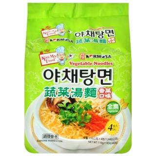 ~Kormosa~蔬菜拉麵~香菜口味 110gx4入