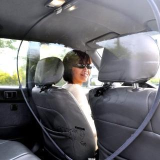 汽車冷氣隔間膜-轎車(節能|隔熱|溫控)