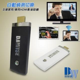 【DW】WD37_Plus自動款 無線影音鏡像器(送3大好禮)