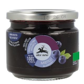 【Alce Nero有機尼諾】有機藍莓果醬270g