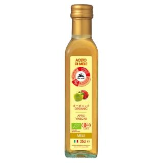 【Alce Nero有機尼諾】有機蘋果醋 250ml