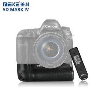 【Meike 美科】CANON 5D Mark IV 垂直手把BG-E20 公司貨-附遙控器