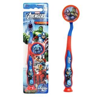 【AVENGERS】兒童吸盤牙刷(Captain