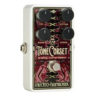 【Electro Harmonix】Tone Corset 效果器(原廠公司貨 商品保固有保障)