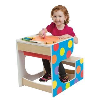 【美國ALEX】小藝術家學習桌