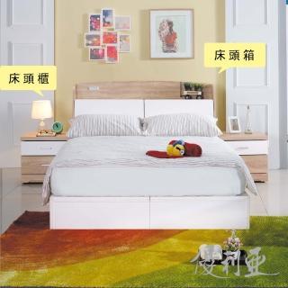 【優利亞-傑斯】雙人5尺床頭箱