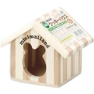 【Marukan】鼠鼠專用豪華小木屋(HT-30)