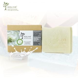 【希臘神話】天然橄欖油手作皂/山羊奶(120g/1入)
