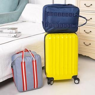 【JIDA】簡約超便利大容量三用旅行拉桿收納包(2色)