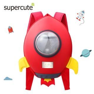 【小丁婦幼】supercute 火箭造型後背包(四款)