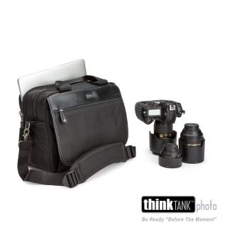 【ThinkTank創意坦克】UD40 Classic 經典款斜背攝影公事包 - UD817(彩宣代理)