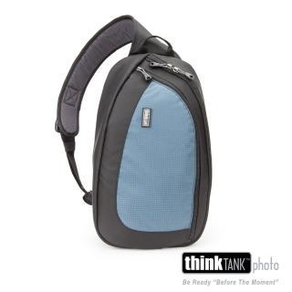 【ThinkTank創意坦克】360度單肩斜背/腰包兩用相機背包 L(藍)-TS464(彩宣公司貨)