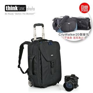 【ThinkTank創意坦克】Airport TakeOff-航空行李箱系列-AT498(彩宣公司貨)
