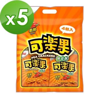 【可樂果】酷辣-量販包(4包/袋)*5袋
